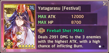 Yatagarasu Festival Exchange Box