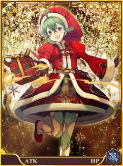Miss Santa Christmas