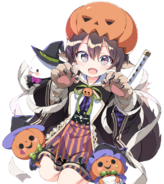 Muramasa Halloween Story Render
