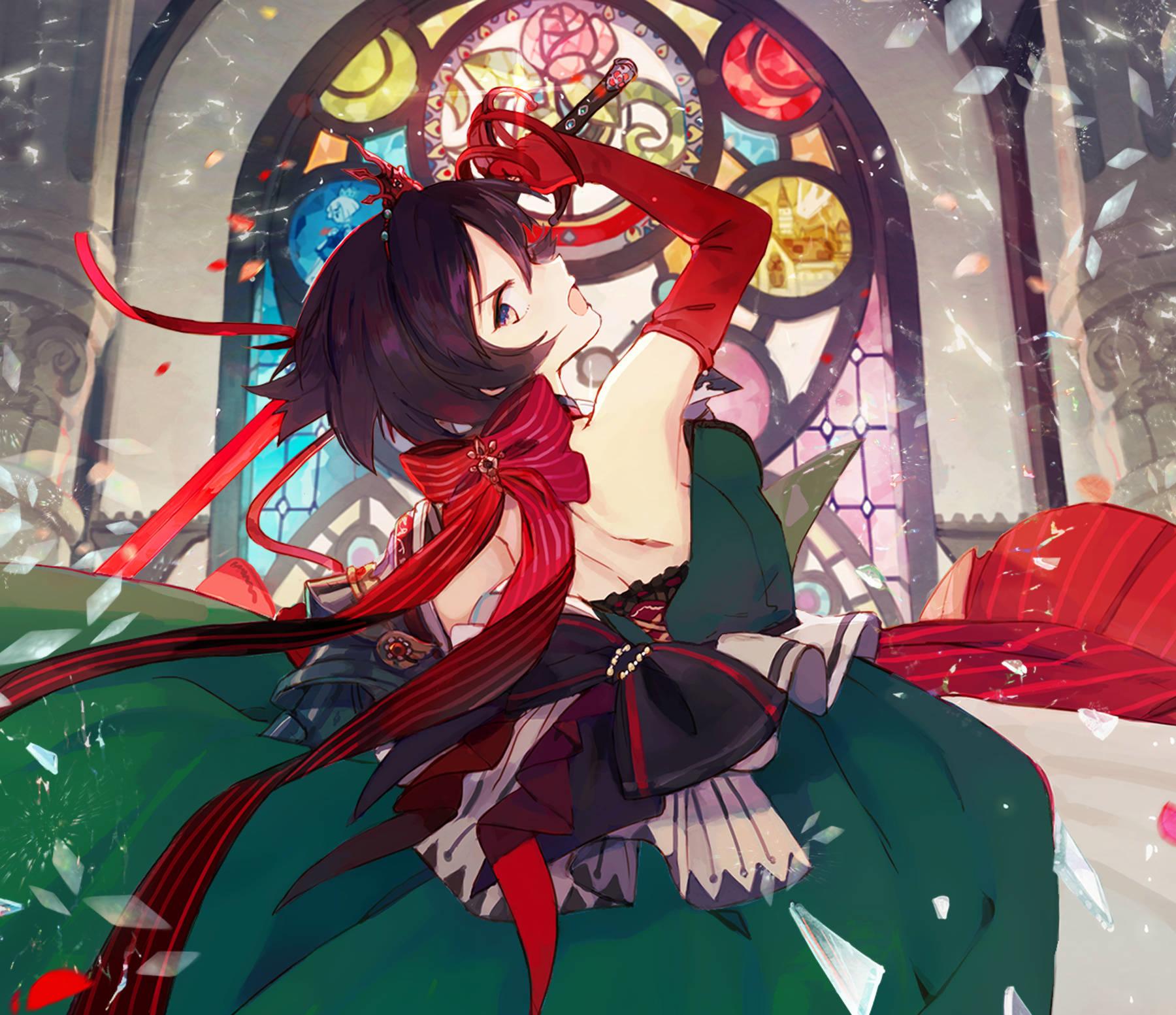 image snow white demon hunter weibo wallpaper png secret spirit