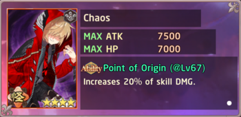 Chaos Exchange Box