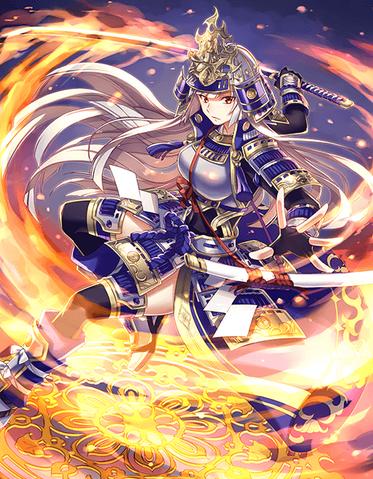 File:Uesugi Kenshin Artwork.png