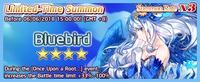 Bluebird Summon Banner