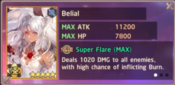 Belial Exchange Box
