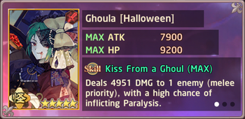 Ghoula Halloween Exchange Box