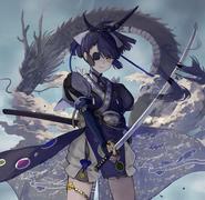 Guild Conquest ーDate Masamuneー Event Battle Background