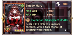 Bloody Mary Exchange Box