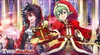 Miss Santa Christmas Knecht Ruprecht Christmas Event Banner
