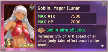 Goblin Yagor Lunar New Year Exchange Box