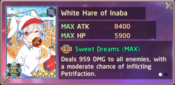 White Hare of Inaba Sports Festival Exchange Box