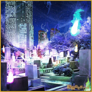 Get Ready! The October Sports Meet at the Tokyo Blue Cemetery! Event Background