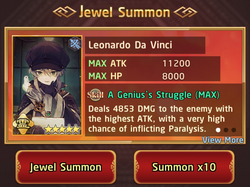 Jewel Summon