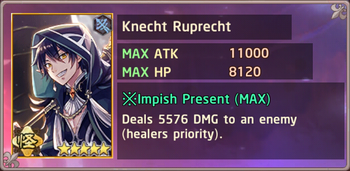 Knecht Ruprecht Exchange Box