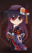 Handscroll of Immortal Poets Party Sprite