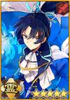 Okita Soji Blue Thumb