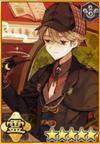 Sherlock Holmes Thumb