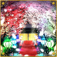 The Spirits' Doll Festival Chapter 5 Background Square