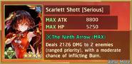 Scarlett Shott Serious Summon Preview