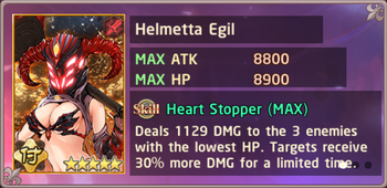 Helmetta Egil Exchange Box