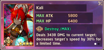 Kali Exchange Box