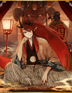 Shuten Doji Bridegroom Artwork