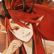 Shuten Doji Bridegroom Icon