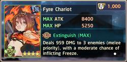 Fyre Chariot Exchange Box