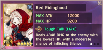 Red Ridinghood Exchange Box