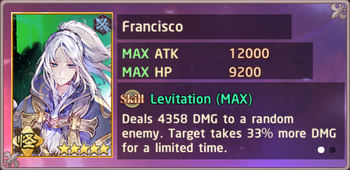 Francisco Exchange Box