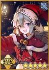 Miss Santa Thumb