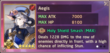 Aegis Exchange Box