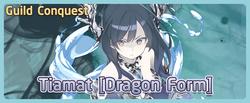 Guild Conquest ーTiamatー Banner