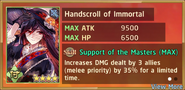 Handscroll of Immortal Poets Party Summon Preview
