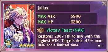Julius Exchange Box