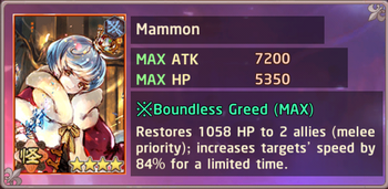 Mammon Exchange Box