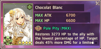 Chocolat Blanc Exchange Box