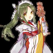 Miki Sake Story Render