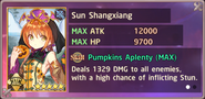 Sun Shangxiang Halloween Exchange Box