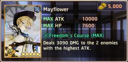 Mayflower Exchange Box