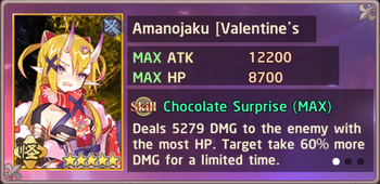 Amanojaku Valentine's Day Exchange Box