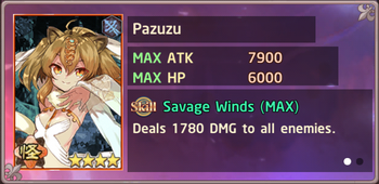 Pazuzu Exchange Box
