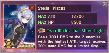 Stella Pisces Exchange Box