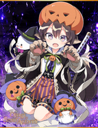 Muramasa Halloween Artwork