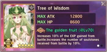 Tree of Wisdom Exchange Box