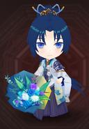 Okita Soji 2nd Anniversary Sprite