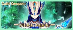 Guild Conquest ーStella Aquilaー Banner