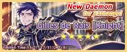 Gilles de Rais Knight Exchange Banner