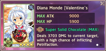 Diana Monde Valentine's Day Exchange Box