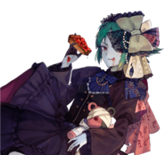 Ghoula Halloween Story Render