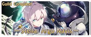 Guild Conquest ーStella Argo Navisー Banner